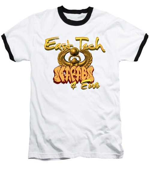 East Tech Scarabs Baseball T-Shirt