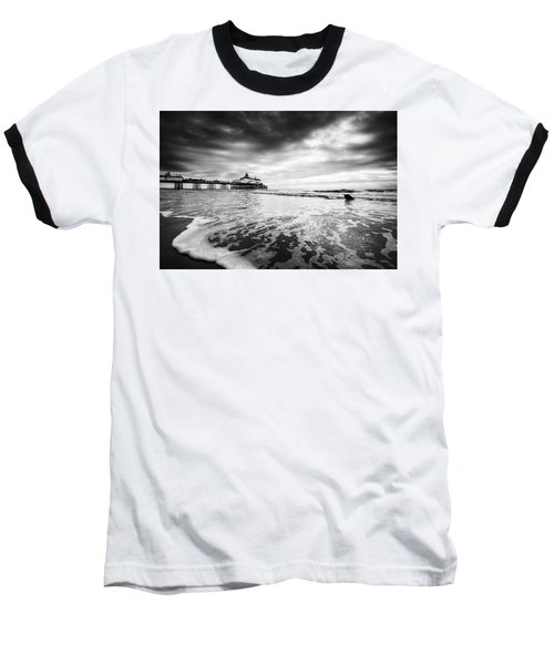 Eastbourne Pier Baseball T-Shirt