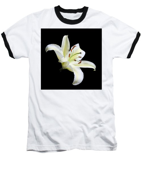 Easter Lily 1 Baseball T-Shirt