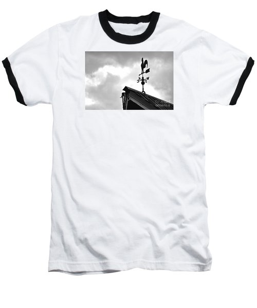 Easterly Wind  Baseball T-Shirt