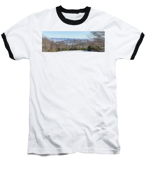 Easterly Winter View Baseball T-Shirt