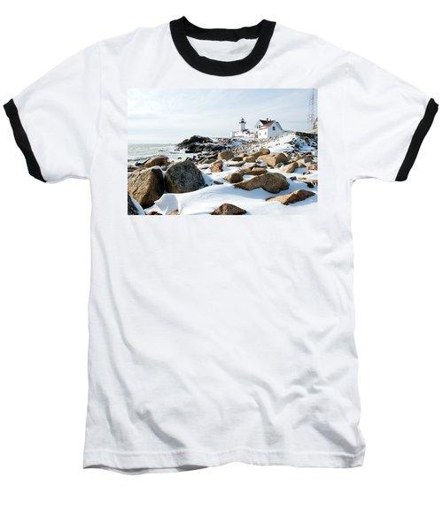 Eastern Point Light II Baseball T-Shirt