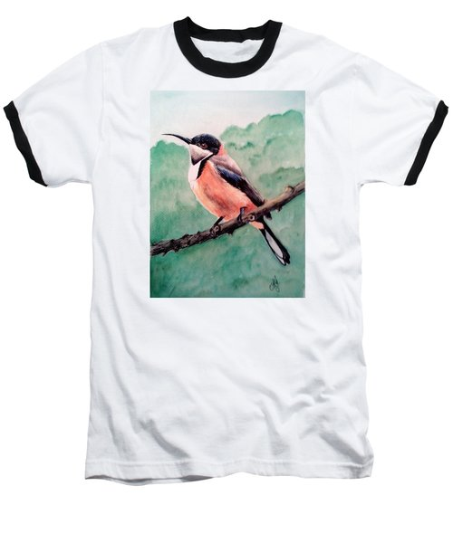 Eastern Spinebill Baseball T-Shirt