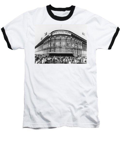 Ebbets Field, Brooklyn, Nyc Baseball T-Shirt