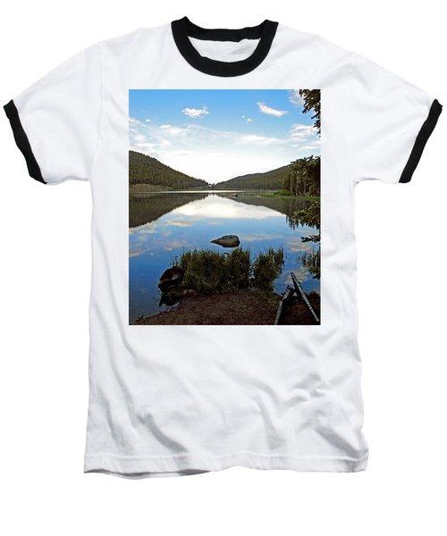 Echo Lake Study 1 Baseball T-Shirt