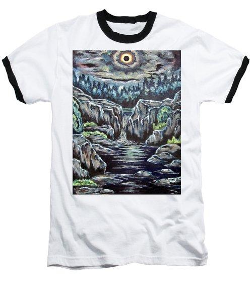 Eclipse 2 Baseball T-Shirt