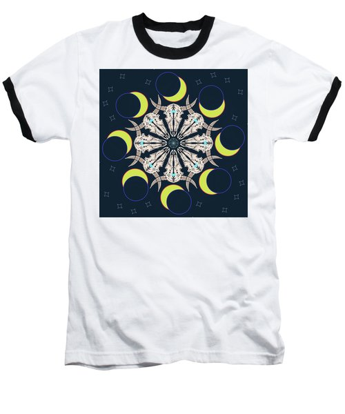 Eclipse 2 Baseball T-Shirt