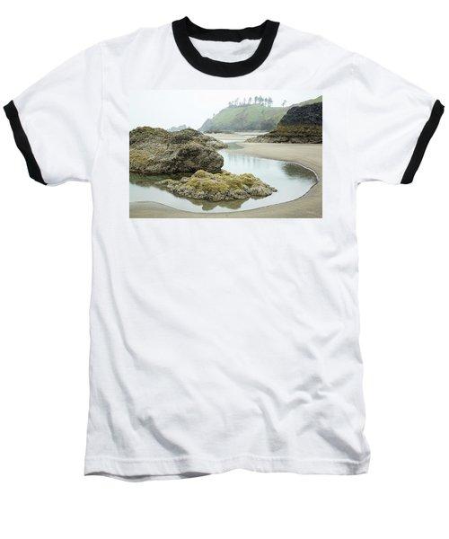Ecola Tidepool Baseball T-Shirt