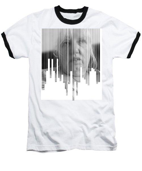 Edge Of Despair Baseball T-Shirt