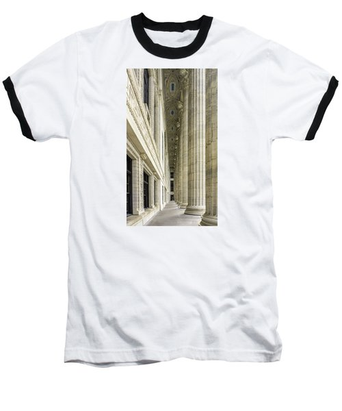 Education Baseball T-Shirt