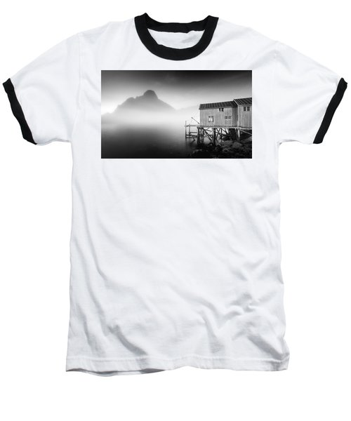 Egulfed By Mist Baseball T-Shirt