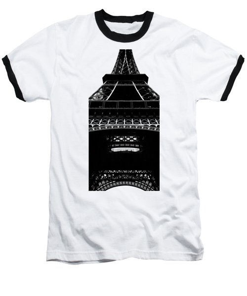 Eiffel Tower Paris Graphic Phone Case Baseball T-Shirt