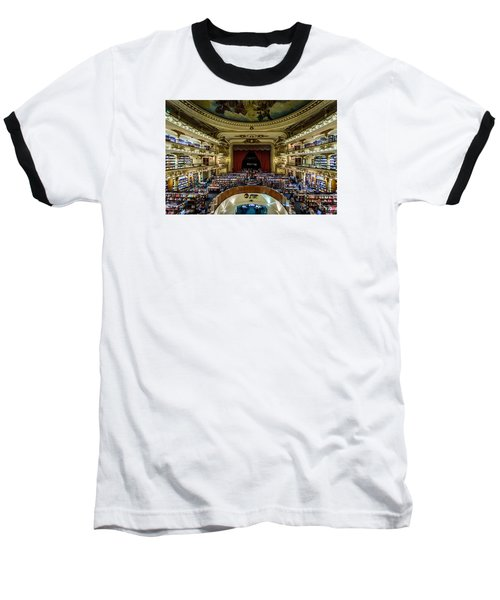 El Ateneo Grand Splendid Baseball T-Shirt