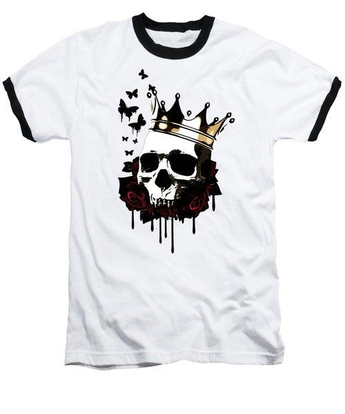 El Rey De La Muerte Baseball T-Shirt