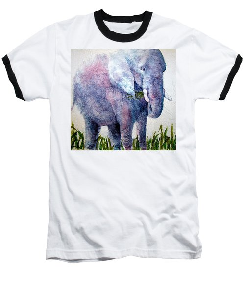 Elephant Sanctuary Baseball T-Shirt