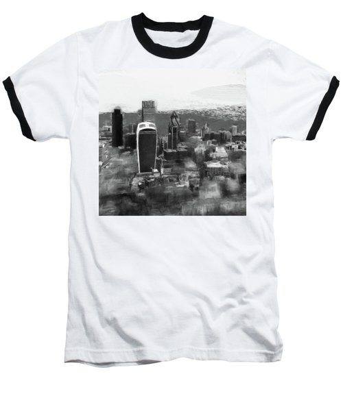Elevated View Of London Baseball T-Shirt