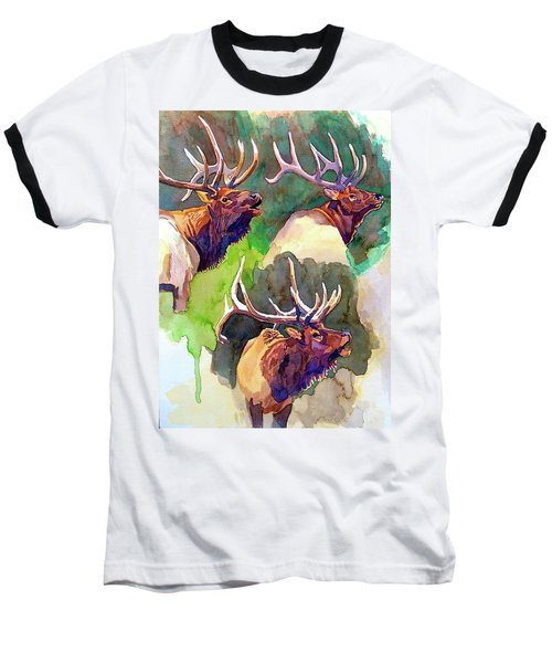 Elk Studies Baseball T-Shirt