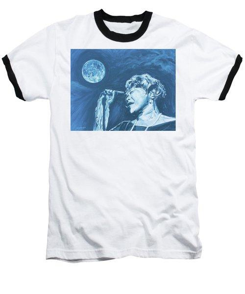 Ella Singing 'blue Moon' Baseball T-Shirt