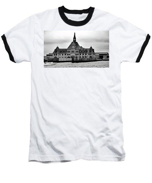 Communipaw Terminal No. 49-3 Baseball T-Shirt