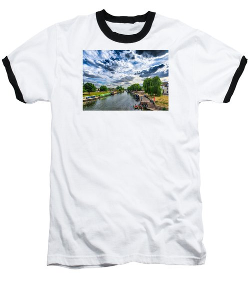 Ely Riverside Baseball T-Shirt