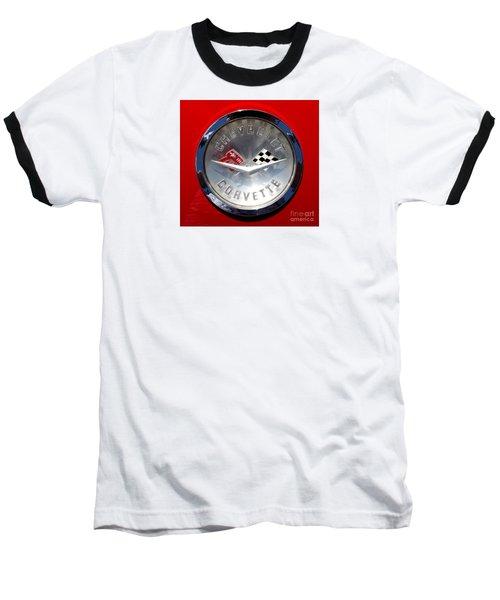 Baseball T-Shirt featuring the photograph Emblem Beauty by Rebecca Davis