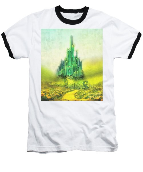 Emerald City Baseball T-Shirt