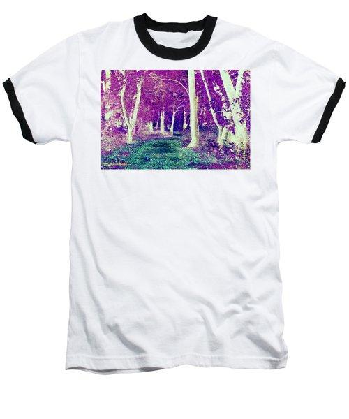 Emerald Path Baseball T-Shirt