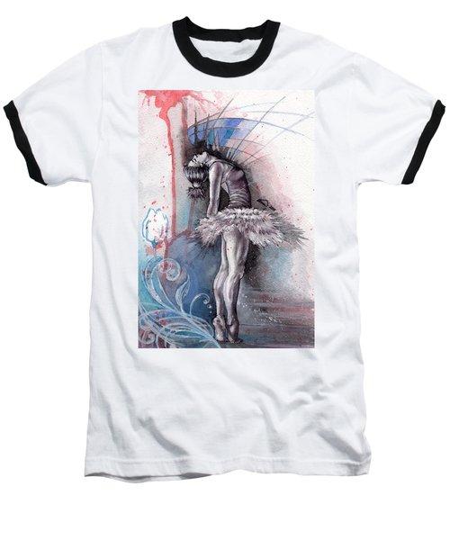 Emotional Ballet Dance Baseball T-Shirt