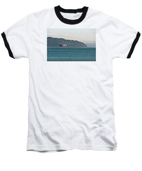 Empty Or Full? Baseball T-Shirt by John Rossman