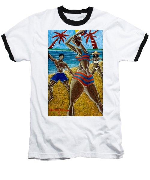 En Luquillo Se Goza Baseball T-Shirt