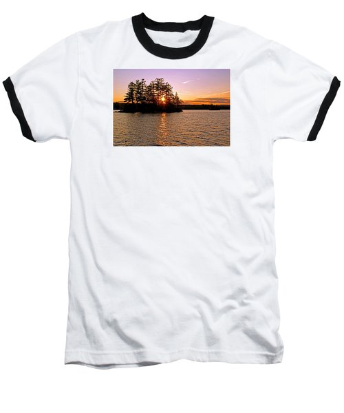 Baseball T-Shirt featuring the photograph Enchantment by Lynda Lehmann
