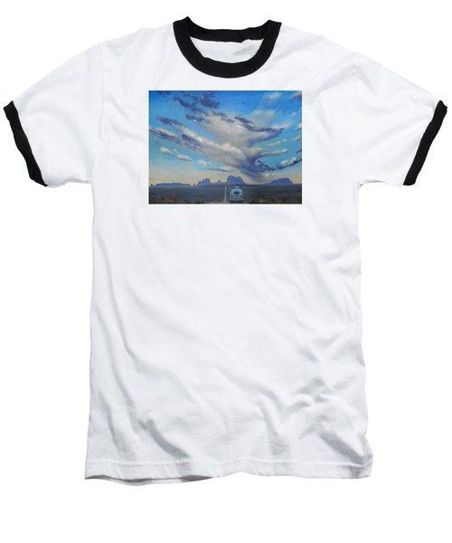Endless Sky Baseball T-Shirt