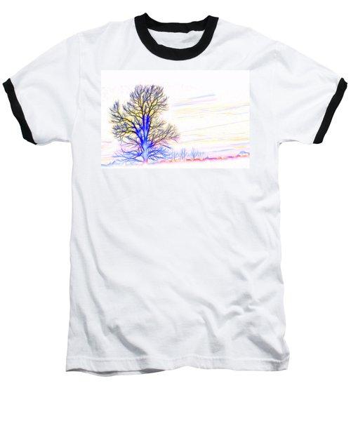 Energy Tree Baseball T-Shirt
