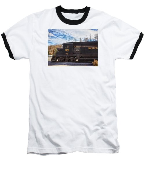 Engine 501 Baseball T-Shirt