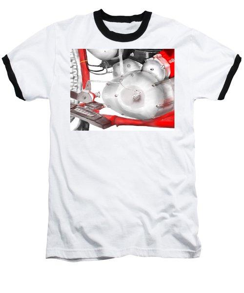 Engine Detail Baseball T-Shirt