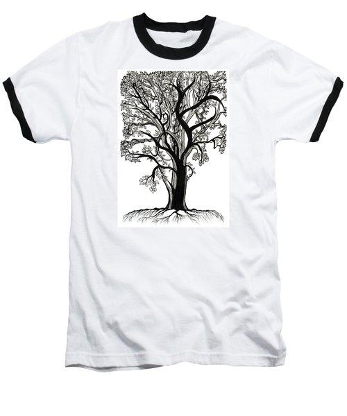 Entangled Baseball T-Shirt