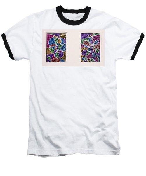 Entropical Evolution Iv Baseball T-Shirt