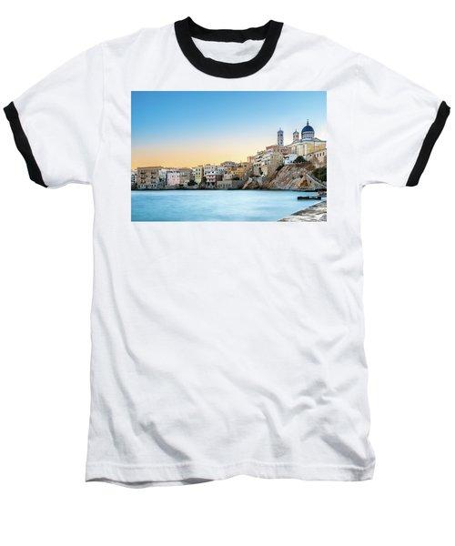 Ermoupoli - Syros / Greece. Baseball T-Shirt