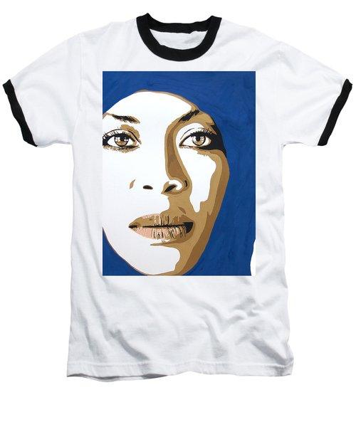 Erykah Badu. Mama's Gun. Baseball T-Shirt