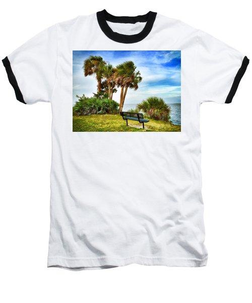 Esperare Baseball T-Shirt by Carlos Avila