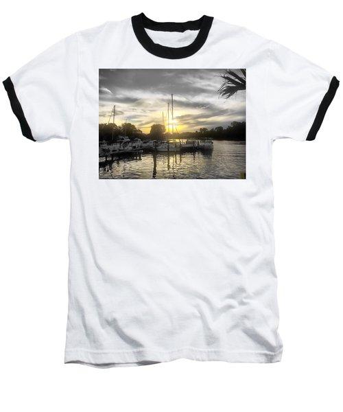 Essex Sunset Baseball T-Shirt
