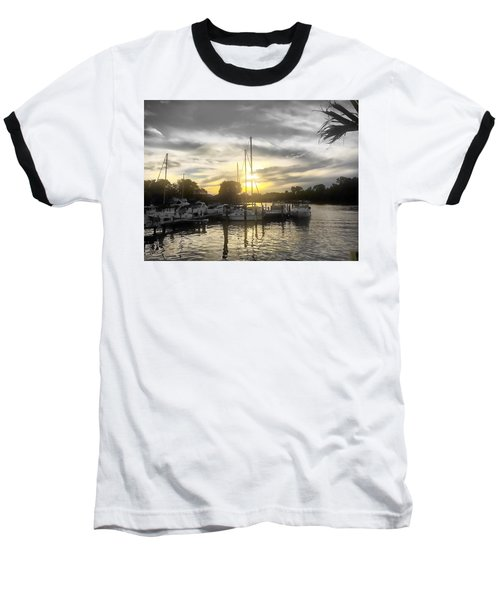Essex Sunset Baseball T-Shirt