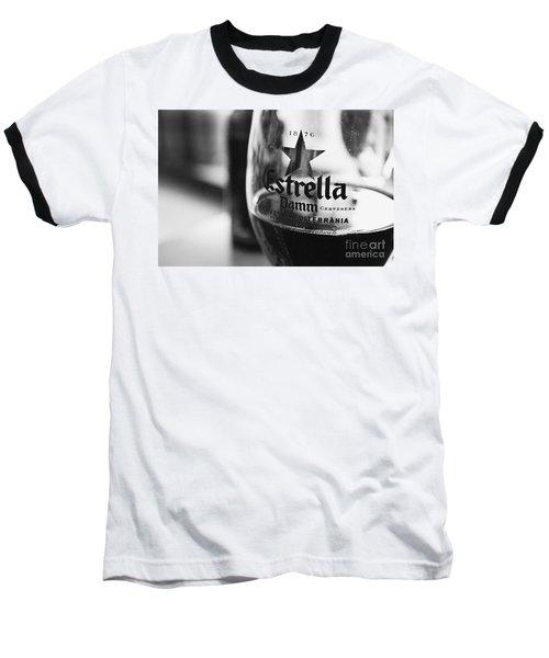 Estrella Damm Baseball T-Shirt
