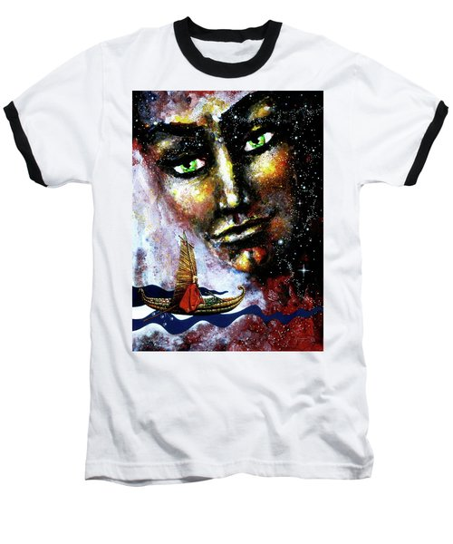 Eternal  Voyage Baseball T-Shirt
