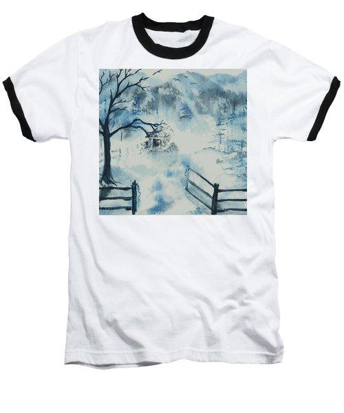Ethereal Morning  Baseball T-Shirt