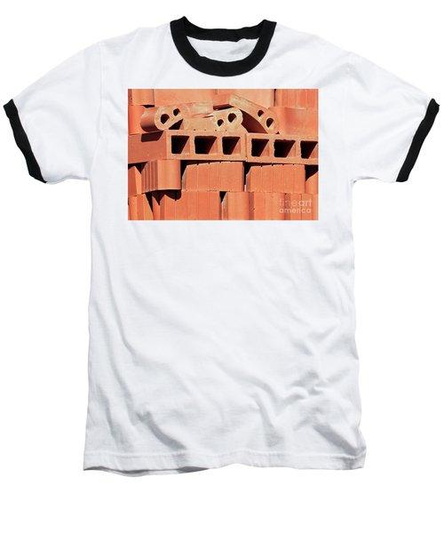 Baseball T-Shirt featuring the photograph Euclid Engineering Llc by Joe Jake Pratt