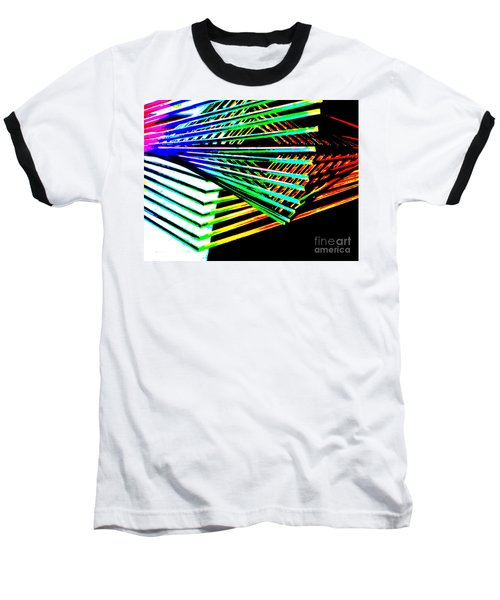 Euclids Geometry Baseball T-Shirt