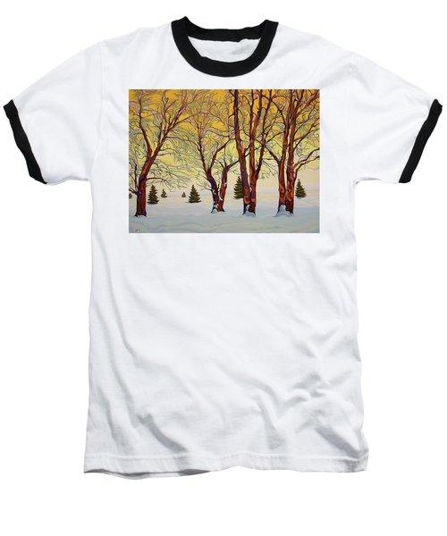 Euphoric Treequility Baseball T-Shirt