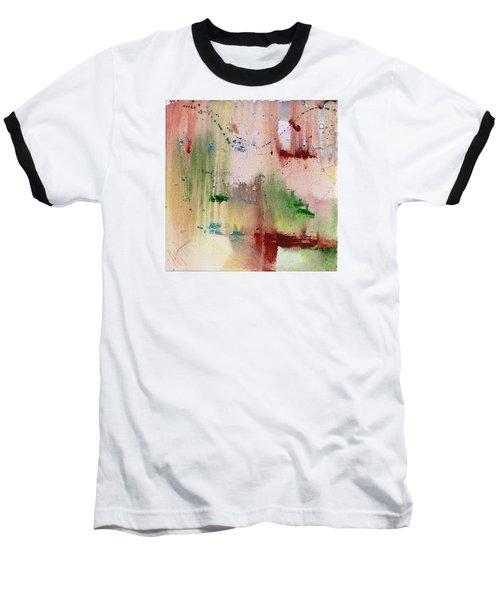 Evaporated Baseball T-Shirt by Phil Strang
