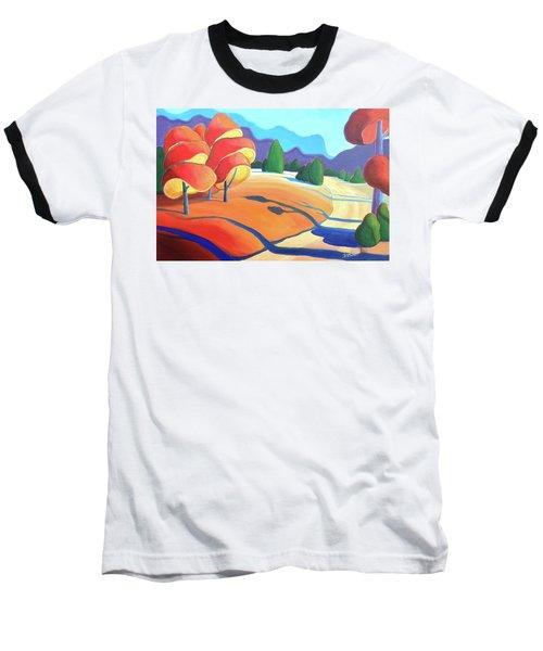 Evening Path Baseball T-Shirt